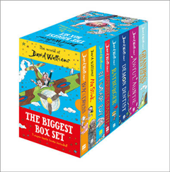 World of David Walliams: The Biggest Box Set