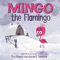 Mingo the Flamingo