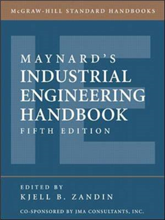 Maynard\'s Industrial Engineering Handbook