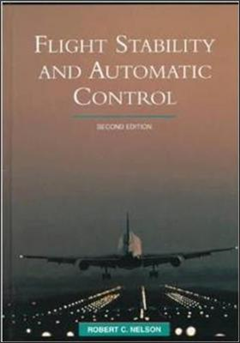 Flight Stability and Automatic Control (Int\'l Ed)