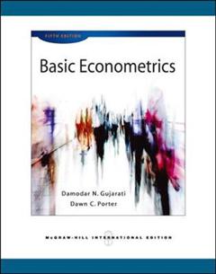 Basic Econometrics Int'l Ed