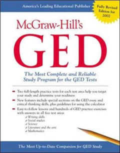 McGraw-Hill\'s GED: The Most Complete and Reliable Study Program for the GED Tests