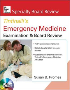 McGraw-Hill Specialty Board Review Tintinalli\'s Emergency Medicine Examination and Board Review