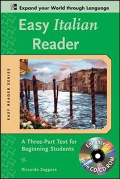 Easy Italian Reader w/CD-ROM