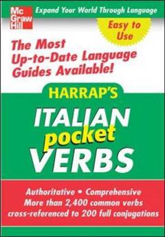 Harrap\'s Pocket Italian Verbs