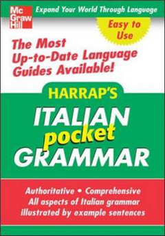 Harrap\'s Pocket Italian Grammar