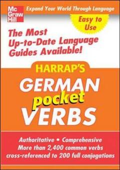 Harrap\'s Pocket German Verbs