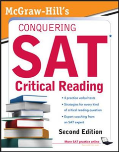 McGraw-Hill\'s Conquering SAT Critical Reading