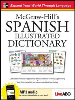 McGraw-Hill\'s Spanish Illustrated Dictionary