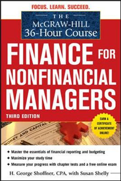 McGraw-Hill 36-Hour Course: Finance for Non-Financial Manage