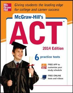 McGraw-Hill\'s ACT: 2014