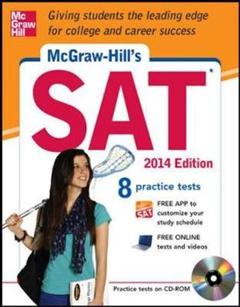 McGraw-Hill\'s SAT: 2014