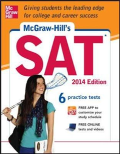McGraw-Hill\'s SAT: 2014
