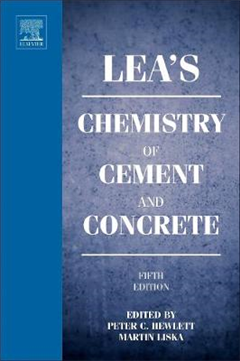 Lea\'s Chemistry of Cement and Concrete