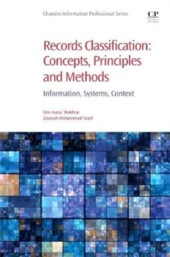 Records Classification: Concepts, Principles and Methods