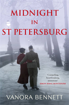 Midnight in St Petersburg