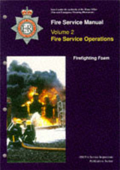 Fire Service Manual: Vol. 2: Operational
