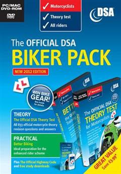 Official DSA Biker Pack