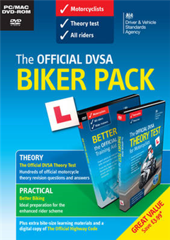 official DVSA biker pack ?DVD]