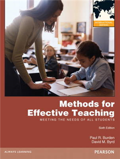 Methods for Effective Teaching: Meeting the Needs of All Students: International Edition