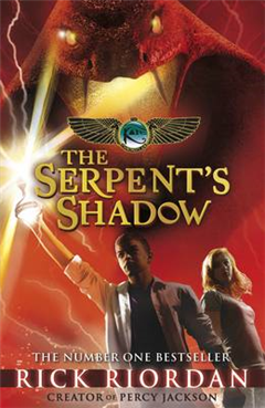 The Serpent\'s Shadow (The Kane Chronicles Book 3)