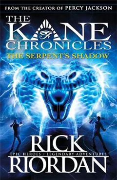 Serpent's Shadow The Kane Chronicles Book 3