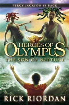 Son of Neptune Heroes of Olympus Book 2