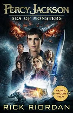Percy Jackson and the Sea of Monsters Book 2