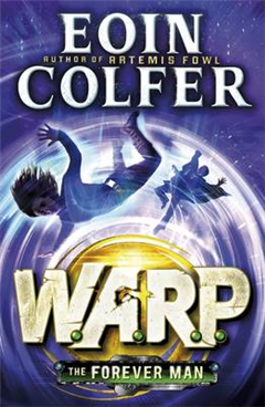Forever Man W.A.R.P. Book 3