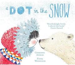 Dot in the Snow