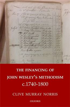 Financing of John Wesley's Methodism c.1740-1800