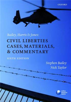 Bailey, Harris & Jones: Civil Liberties Cases, Materials, an