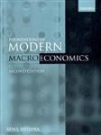 Foundations of Modern Macroeconomics Text & Manual Set