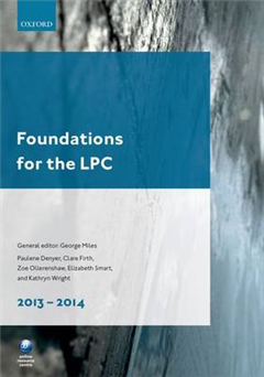 Foundations for the LPC
