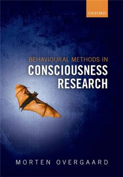 Behavioral Methods in Consciousness Research