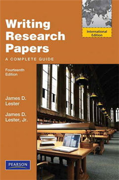 Writing Research Papers: A Complete Guide: International Edition