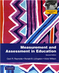 Measurement and Assessment in Education: International Edition