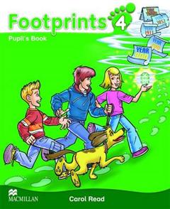 Footprints 4 Pupil's Book Pack