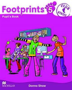 Footprints 5 Pupil's Book Pack