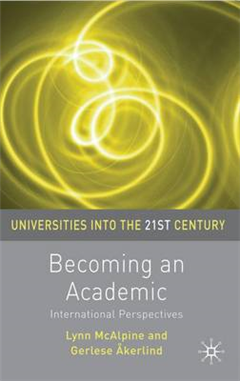 Becoming an Academic