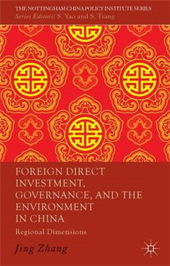 Foreign Direct Investment, Governance, and the Environment i