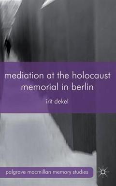 Mediation at the Holocaust Memorial in Berlin