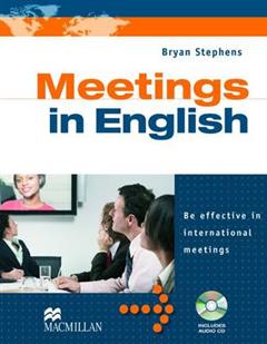 Meetings in English Pack