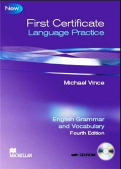First Certificate Language Practice Student Book Pack with K