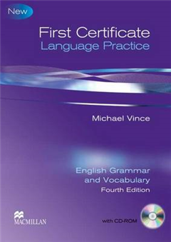 First Certificate Language Practice Student\'s Book -key Pack 4th Edition