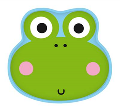 Squirty Bath Books: Frog