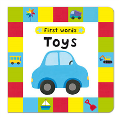 First Words: Toys