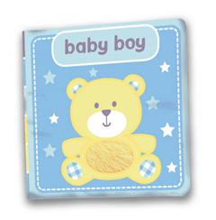 Baby Boy: A First Soft Cloth Gift Book