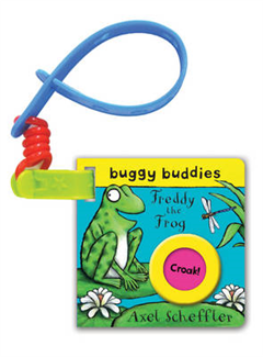 Axel Scheffler Buggy Buddy: Freddy the Frog