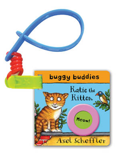 Axel Scheffler Buggy Buddy: Katie the Kitten